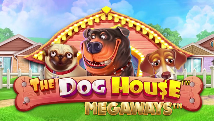 The Dog House Megaways now live