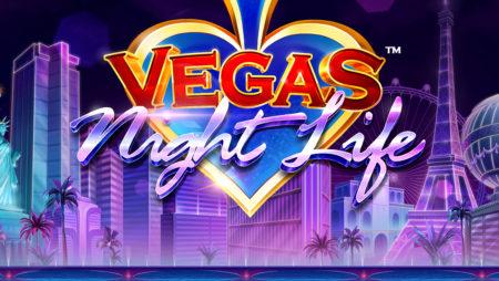 Vegas Night Life, new jackpot slot from NetEnt