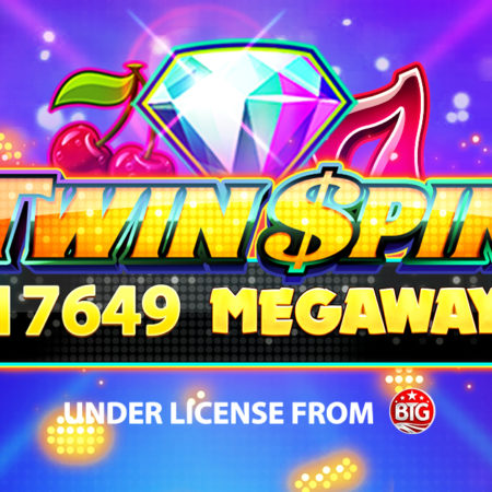 Twin Spin Megaways now live