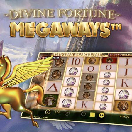 Divine Fortune Megaways now live