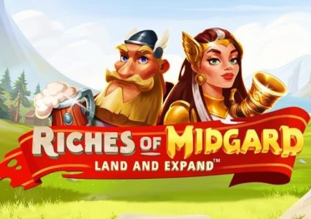 Riches of Midgard – Land and Expand