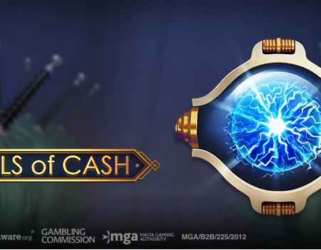 Coils of Cash, new high volatile slot game