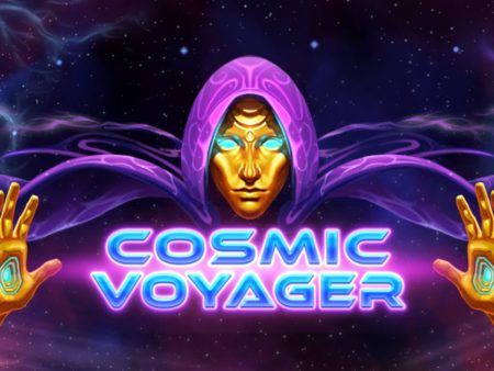 Cosmic Voyager, new from Thunderkick