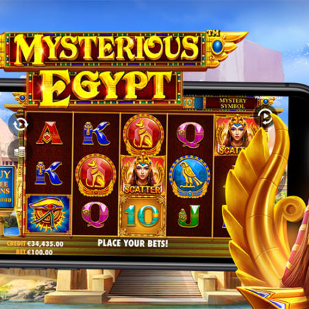 "Mysterious Egypts, another ""Book of"" version, but with a twist"