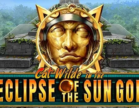 New, Cat Wilde in the Eclipse of the Sun God