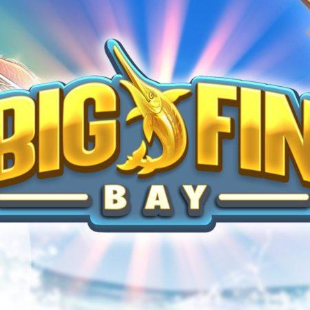 Big Fin Bay, increasing ways slot game from Thunderkick