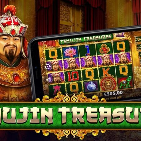 Temujin Treasures now online