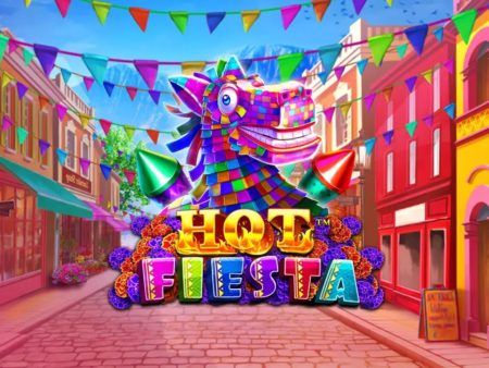 Hot Fiesta, new slot with roaming multiplying wilds