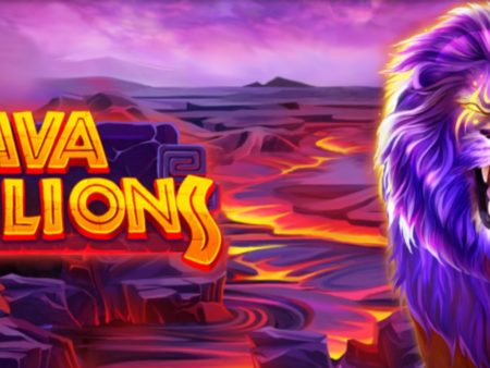 Lava Lions, new Gamomat slot with stacked wilds