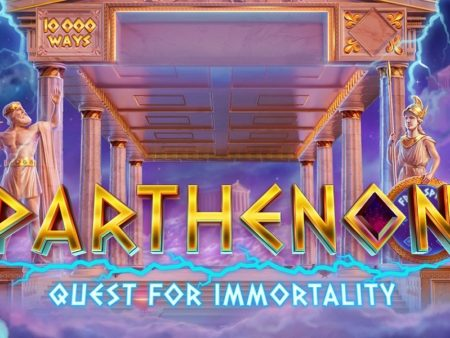 New, Parthenon – Quest for Immortality slot game