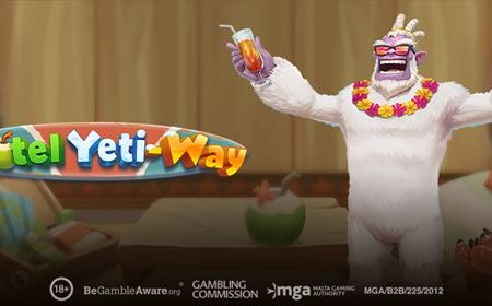 Hotel Yeti-Way, new Play'n Go slot with up to 262.144 ways