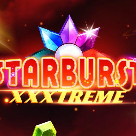 New, Starburst XXXtreme, Starburst in overdrive