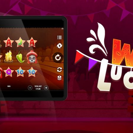 Wild Luchador, new quickspin slot, win more than 40.000 times your bet