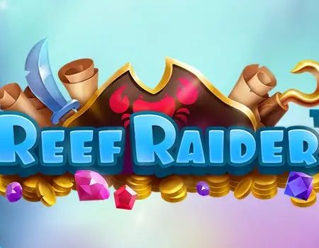 Reef Raider by NetEnt, now at Simple Casino