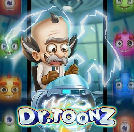 Dr. Toonz, new from Play'n Go