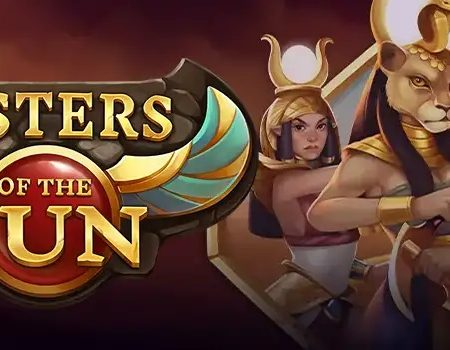 Sisters of the Sun, new Play'n Go slot game