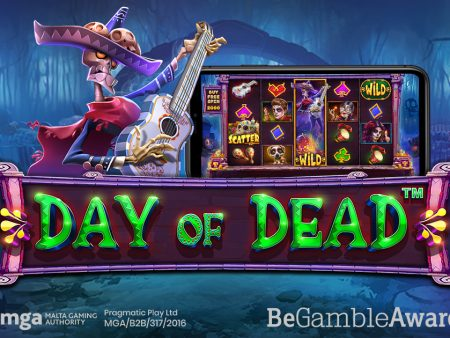 New, Day of Dead, walking stacked wilds