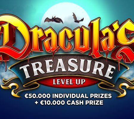 Dracula's Treasure, Bitstarz's Halloween promotion