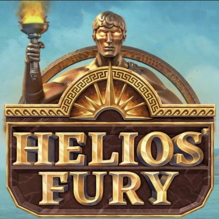 Helios' Fury, new high volatile slot game by Relax Gaming