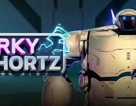 Sparky & Shortz, new Play'n Go slot game