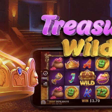 New from Pragmatic Play, Treasure Wild